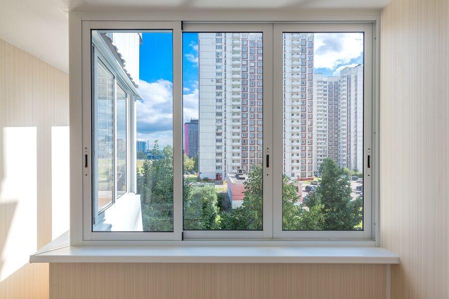 Остекление балконов и лоджий в Долгопрудном