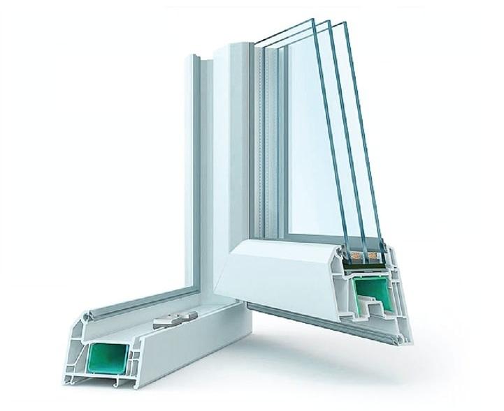 Купить готовые окна Рехау
