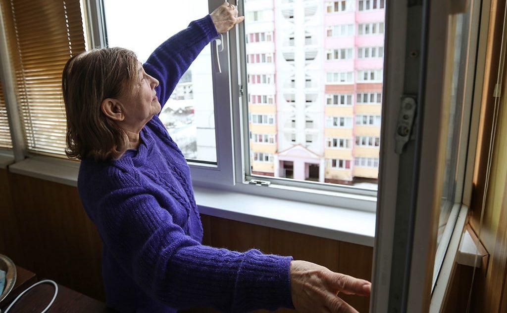 Обман с окнами по субсидии