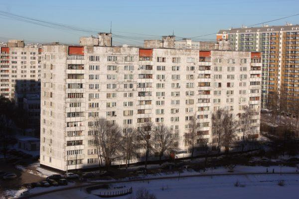 Остекление домов серии II-68-3