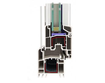 Теплоизоляция GEALAN S 3000