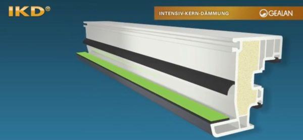 Теплоизолятор IKD