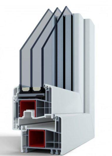 Профиль GEALAN S 3000