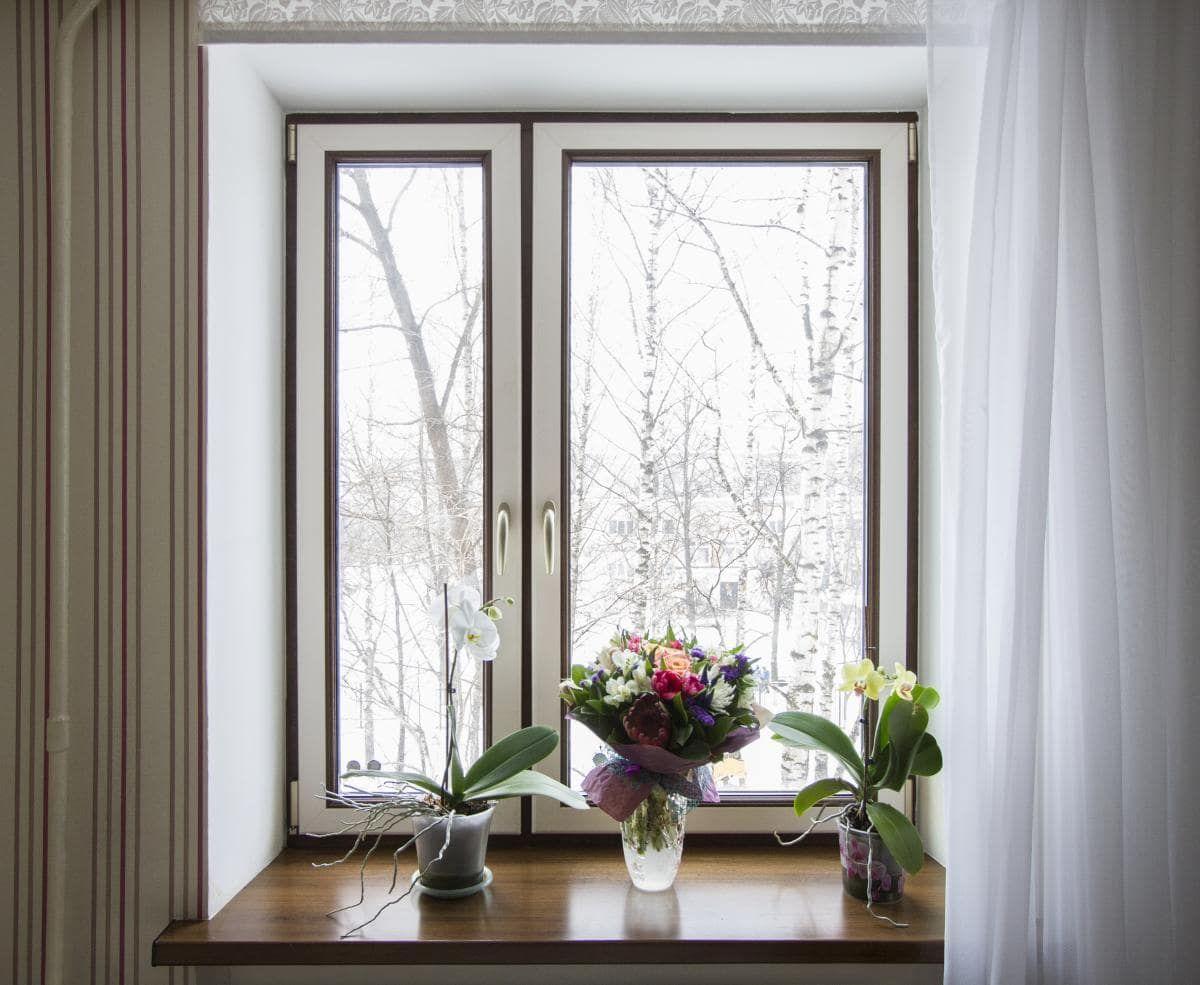 Теплое остекление домов