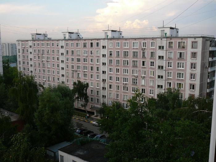 Остекление домов серииII-49