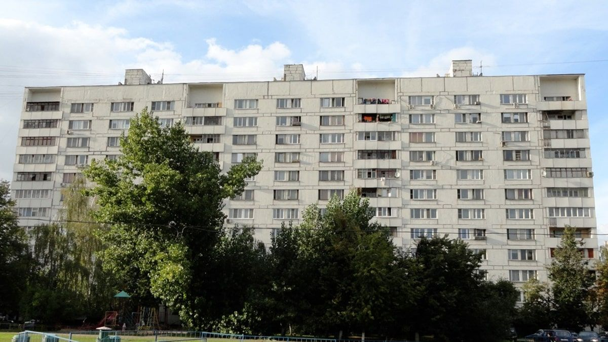 Остекление домов серии II-68-2