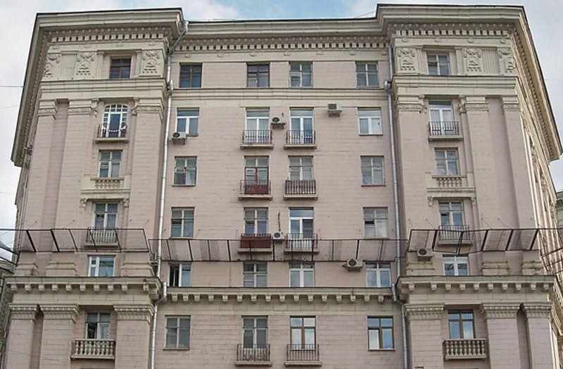 Остекление квартир в сталинках