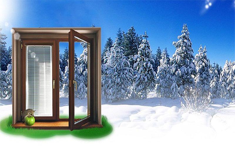 Ставить пластиковые окна зимой