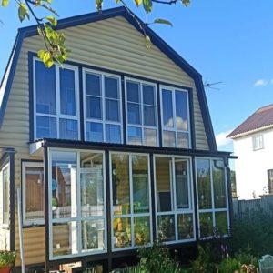 Пластиковые окна для дачи дешево