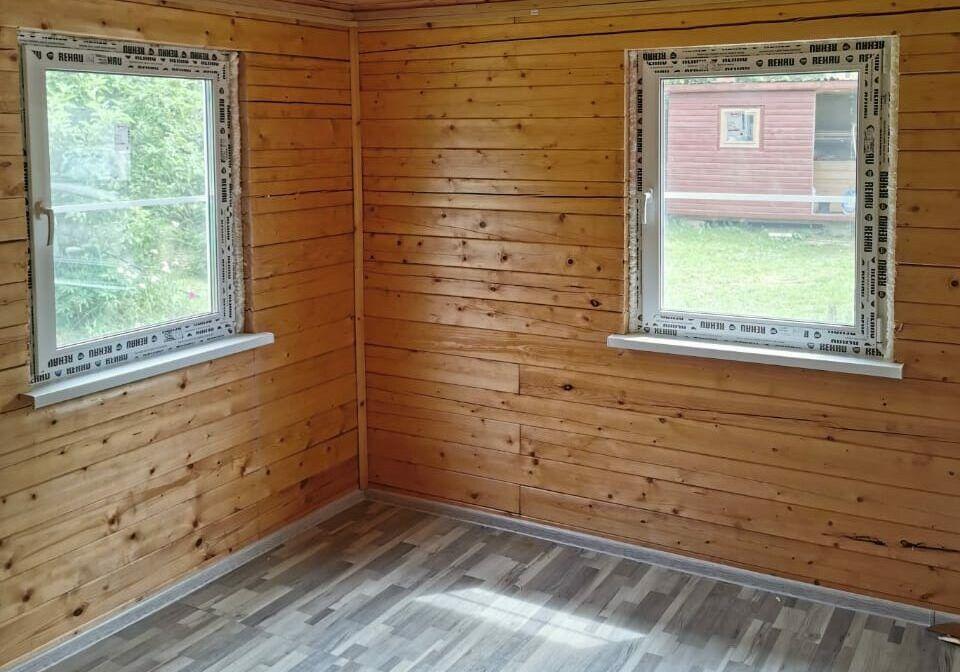 Однокамерные пластиковые окна для дачи