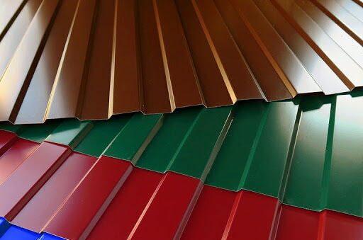 Профнастил для крыши на балкон