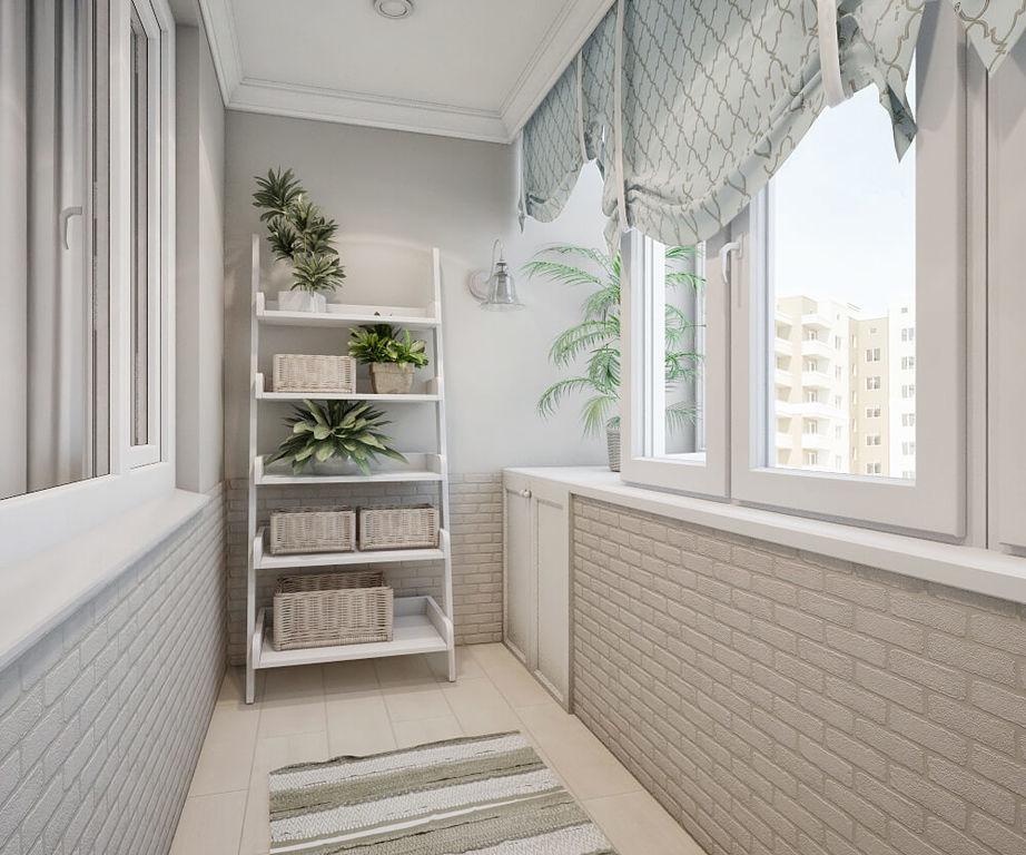 Утепление балконов 10 кв м