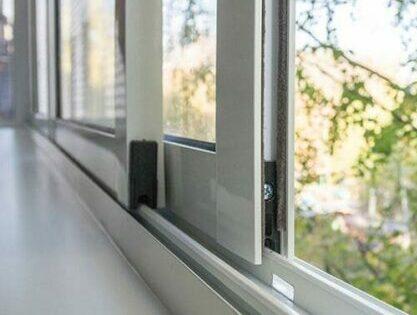 окна купе для балкона