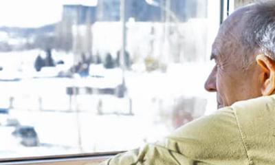 Пластиковое окно для пенсионеров